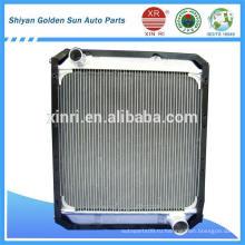 Радиатор двигателя Yuchai 1301010-KM5K0 для грузовика Dongfeng Kinland