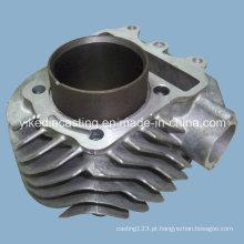 Fabricação ADC12 Aluminum Die Casting Motor Enginee