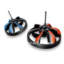 Juguete caliente RC 2 CH UFO infrarrojo rc disco volador