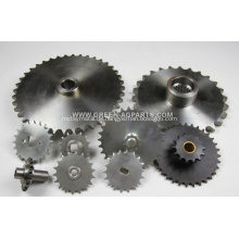 Maschinen Stahl Nicht-Standard-Kettenrad