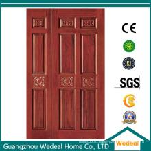 Производство деревянных входных дверей для гостиниц