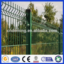Quality Guaranteed Galvanized Wire Welded And PVC/PE Coated Iron Wire Mesh Fence
