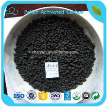 carbón activado granular para máscara de filtro de carbón activado