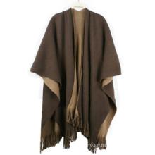 Echarpe en mousseline de soie à la mode pashmina