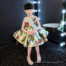 Gril Fashion Evening Dress Gown