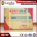 Km5500dx Tragbarer Kingmax Power Benzingenerator