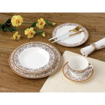 GOLDEN NEW BONE CHINA, Vaisselle de table