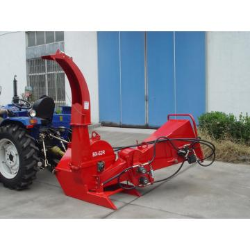 Трактор установлен деревянный chipper BX серии