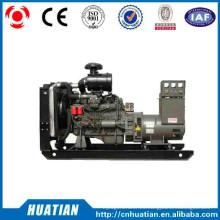 Motor diesel R6105ZD emparejado con el alternador UCI274C para el generador