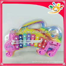2013 New Product Rainbow Knock Organ Musical Instrument Set Toy