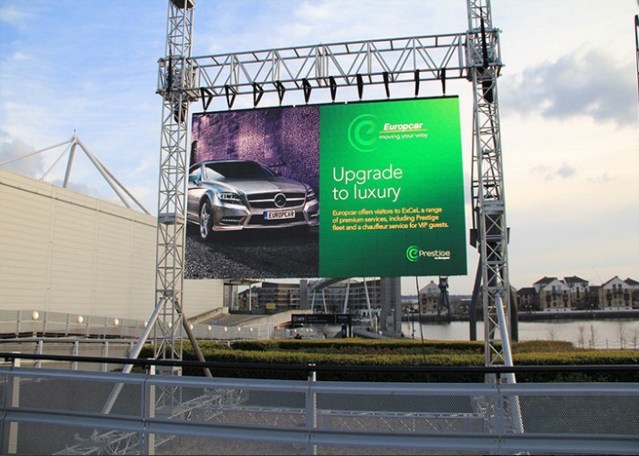 Outdoor Rental LED Display