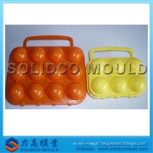 Molde plástico das bandejas de ovo 30pcs