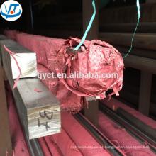 Barra quadrada inoxidável AISI304 316 316L de 50x50x5mm