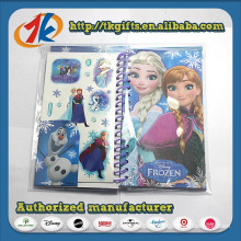 Trustworthy China Supplier Spiral Notebook and Sticker Sheet to Decorate