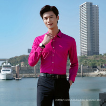 2021 Autumn And Winter New Ol Professional Wear Shirt Non-Iron Long-Sleeved Shirts For Men Women