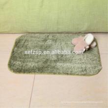 Alfombra de piso absorbente de la cocina de la estera del piso de la sala de estar