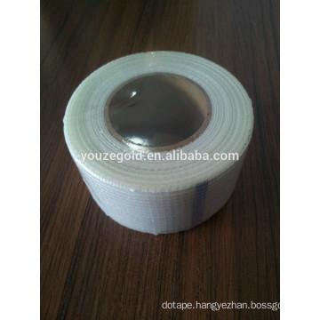 Fibre glass self-adhesive tape
