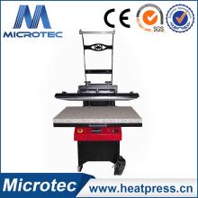 Machine à haute pression de presse de la chaleur avec la fonction automatique ouverte et glissée
