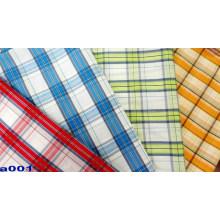 Garn gefärbt Hemd 60 Baumwolle 40 Polyester-Gewebe