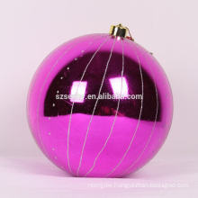 High quality large outdoor christmas decorations ball