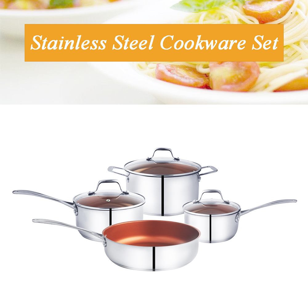 non-stick cooking pot