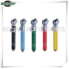 Ferramentas pneumáticas maravilhosas do melhor tipo de lápis manómetro de pressão de pneu