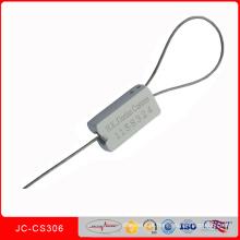 Selo de cabo Jccs-306 personalizável para segurança