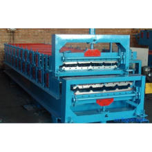 Color Steel Trapezoidal Profile Roll Forming Machine