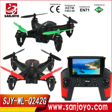 Hot selling product WLtoys Q242G for sale 5.8G FPV RC Quadcopter New Mini drone Quadcopter with camera for sale SJY-Q242G