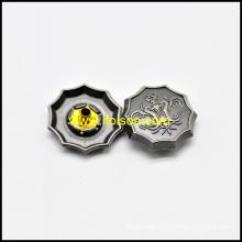 Flower Shape Metal Snap Button