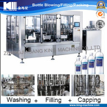 High Capacity with New Technology Washing Filling Capping Machine