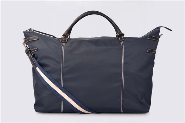Nylon Weekender Duffle Bag Sports Gym Tote Travel Luggage Bag