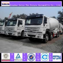 Sinotruck HOWO 9m3 Concrete Mixer Truck