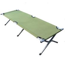Équipement de lit de camping en plein air