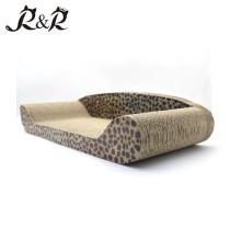 Scratcher de gato diy top vendendo para sofá de canto gato coçando sofá cama pet SCS-7001 mais benefícios
