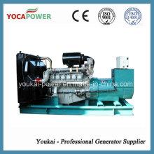 50Hz Doosan двигатель 175 кВт дизельный генератор