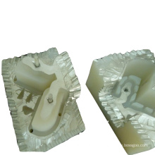 Silicone Rubber Urethane Casting Rapid Prototyping Mold For PMMA Parts