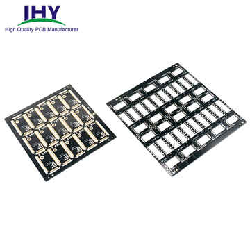 12 Schichten High tg170 FR4 PCB mit Immersion Gold Finger für Elektronik