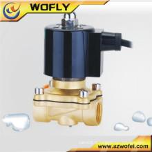 Válvula solenóide de drenagem com temporizador