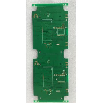 4-lagers FR4 1,6 mm HDI ENIG-PCB