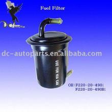 Filtro de combustível diesel F220-20-490 para Mazda, Ford