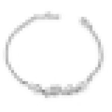 Bracelete de Amor Romântico de Moda Feminina em Prata 925