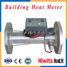 Large Diameter Mbus R485 Infrared Remote Reading Ultrasonic Heat Meter