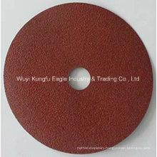 5′′ Abrasives Aluminium Oxide Fibre Disc for Metal