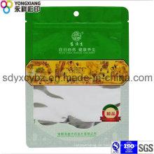 Tägliches Produkt Ziplock Verpackung Folie Tasche für Sanck Lebensmittel / Nüsse / Trockene Früchte