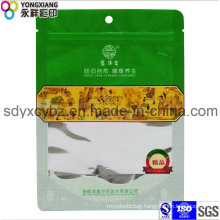 Daily Product Ziplock Packaging Foil Bag for Sanck Food /Nuts/Dry Fruit