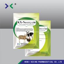 Neomycin 30% Polvo de Sulfato Polvo de Aves