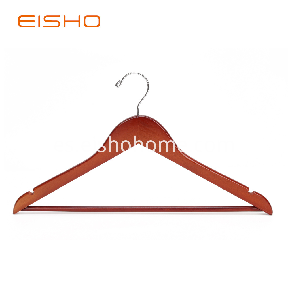 Ewh0032 Wooden Coat Hanger