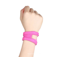 Yoga Supplies Tfcc Sports Wristband Women′ S Yoga Thin Breathable Wristband Support Wristband