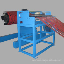 Automatic slitting and leveling slitting total shear for slitting line